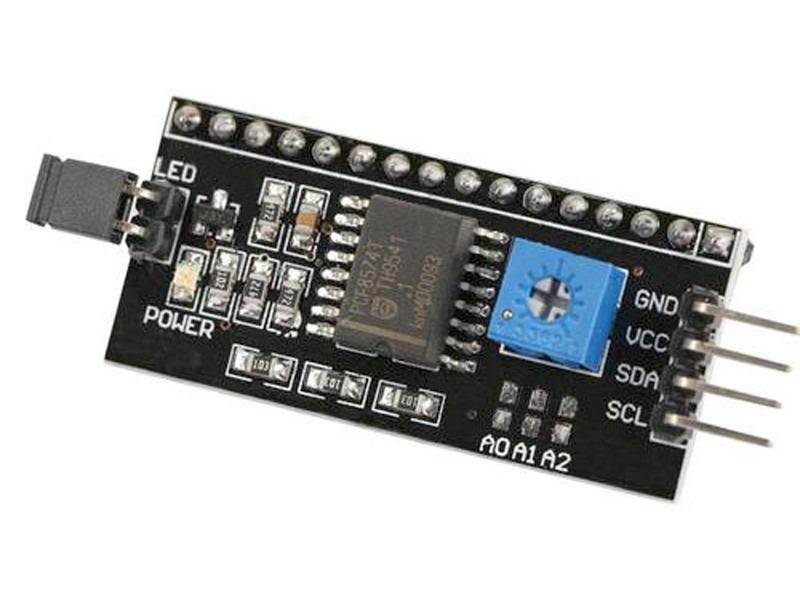 Modulo I2c Pantalla Lcd Arduino Saltillo