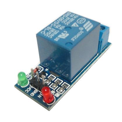 Modulo De Relevador Relay 1 Canal 5v Arduino Arduino